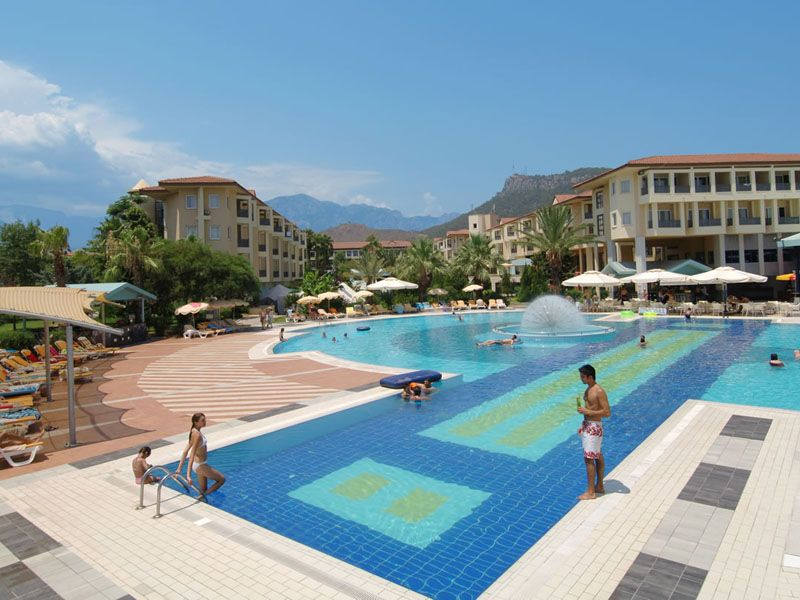 Queens Park Le Jardin Resort 5* - Изображение 4