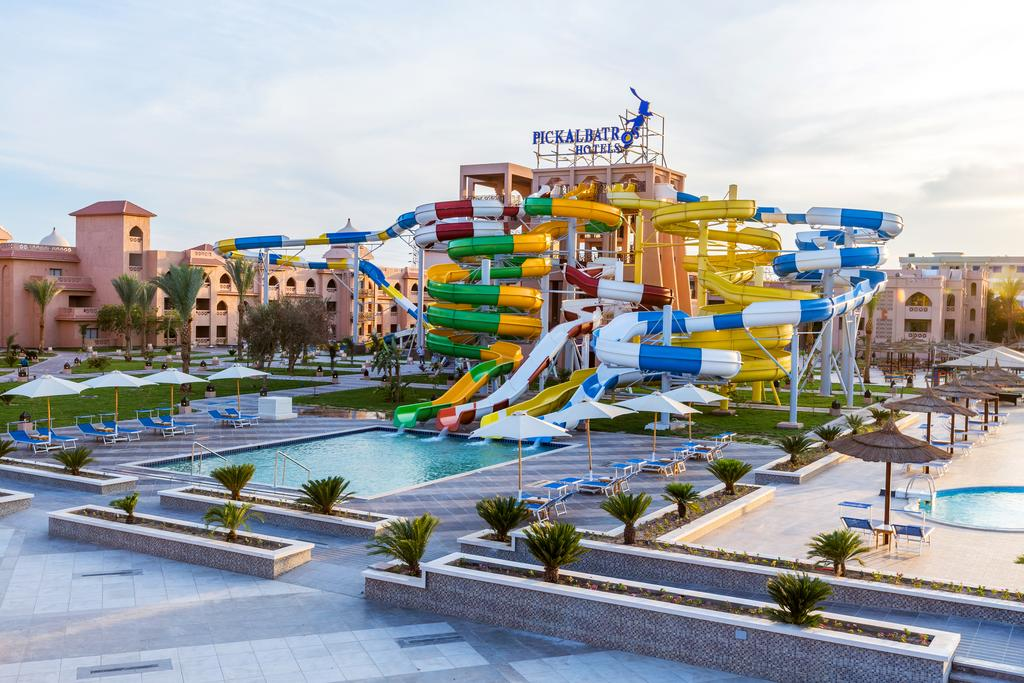 ALBATROS AQUA VISTA RESORT & SPA 4* - Изображение 1