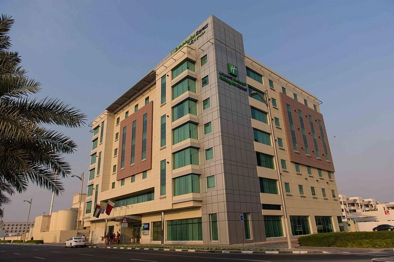 HOLIDAY INN EXPRESS DUBAI JUMEIRAH 2*
