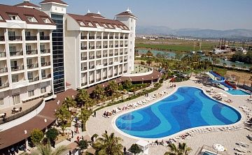 LAKE&RIVER SIDE HOTEL&SPA 5 * - Изображение 0
