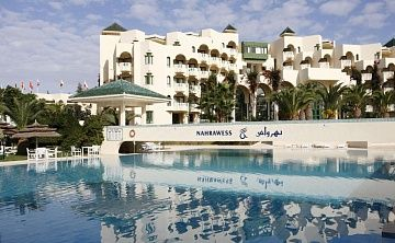 Novostar Nahrawess Thalasso & WaterPark Resort 4* - Изображение 0