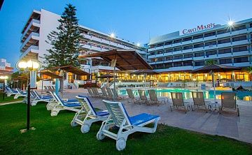 CAVO MARIS BEACH HOTEL 4 * - Изображение 3