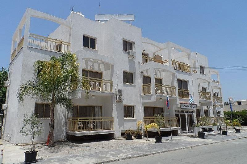 GEOTANYA HOTEL APARTMENTS 3 ***