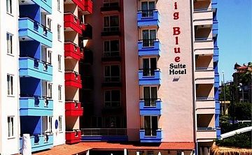 CLUB BIG BLUE SUITE HOTEL 4* - Изображение 0
