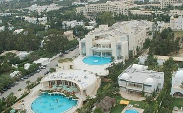 Novostar Nahrawess Thalasso & WaterPark Resort 4* - Изображение 1