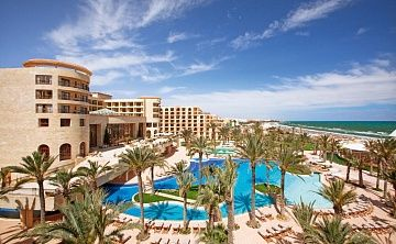 MOVENPICK RESORT & MARINE SPA SOUSSE  5* - Изображение 3