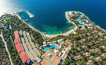 PINE BAY HOLIDAY RESORT 5* в Кушадасах - сосны, аквапарк и чистое море - Изображение 1