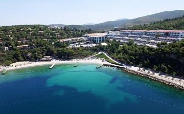 PINE BAY HOLIDAY RESORT 5* в Кушадасах - сосны, аквапарк и чистое море - Изображение 0