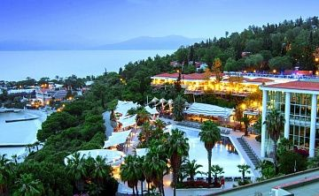PINE BAY HOLIDAY RESORT 5* в Кушадасах - сосны, аквапарк и чистое море - Изображение 2